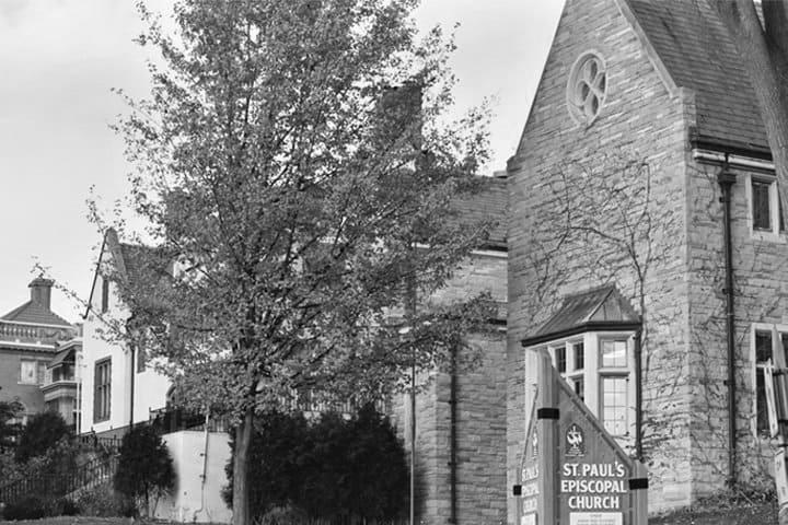 Advent Sunday 1958