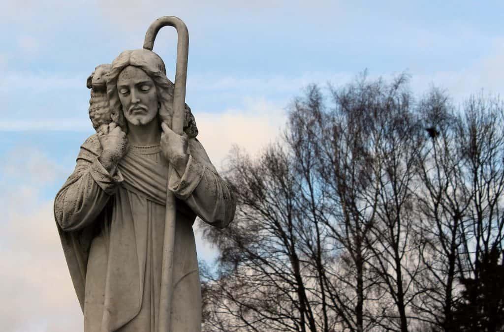 The Rev'd. Barbara del Caro Scaia – The Compassionate Shepherd