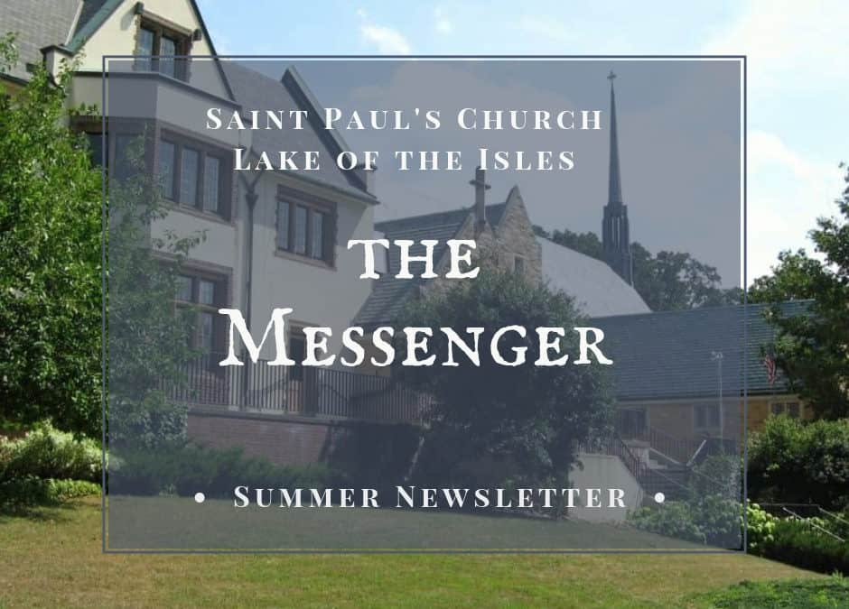 2018 Summer Messenger