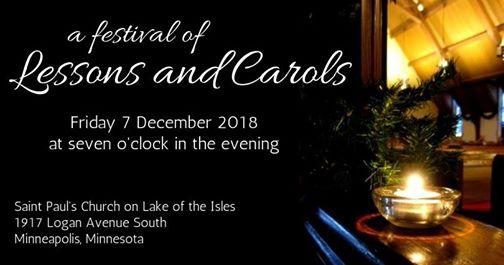 Sunday 9 December 2018