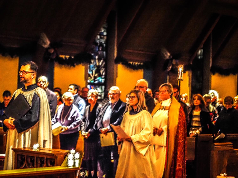 Worship at Saint Pauls