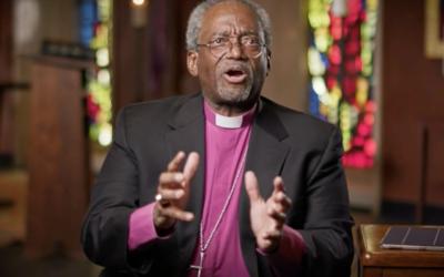 Presiding Bishop Michael Curry's Pentecost sermon