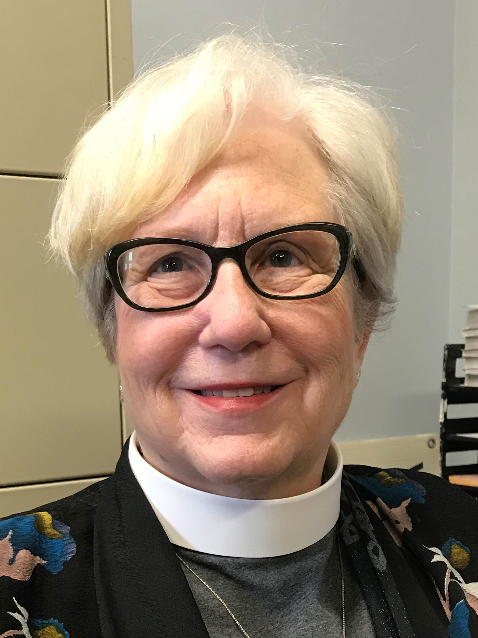 Deacon Janet McNally